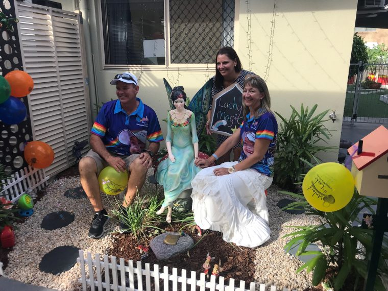 Unlock The Lachs – Ronald McDonald House North Queensland