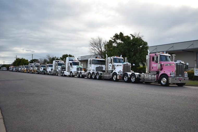 Convoy for The Cure 2019