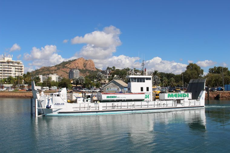 MAGNETIC ISLAND WASTE TRANSFER PROJECT