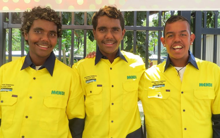 A First For Palm Island Graduates